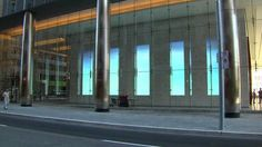 """A short film about light artist James Turrell and his work, """"Straight Flush"""" created for the Bay Adelaide Centre in Toronto, Canada."""