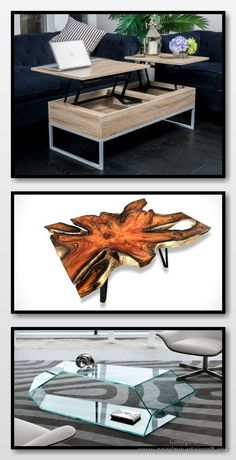 Coffee table DIY, coffee table DIY rustic, coffee table DIY storage, coffee table DIY easy, coffee table DIY plans how to build. Unique Coffee Table, Easy Coffee, Coffee Table Styling, Rustic Coffee Tables, Diy Coffee Table, Decorating Coffee Tables, Diy Table, Diy Storage, Highlight