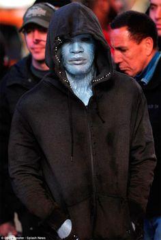The amazing spiderman  2. Jamie Foxx como Electro