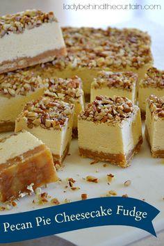 Pecan-Pie-Cheesecake-Fudge-Lady-Behind-The-Curtain-1.jpg (625×938)