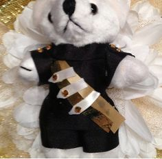 Dressed Bears For Homecoming by MumAMia3 on Etsy, $12.00
