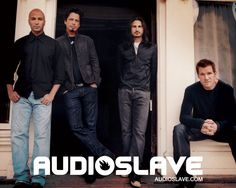 Audioslave - Alternative Rock, Alternative Metal, Grunge