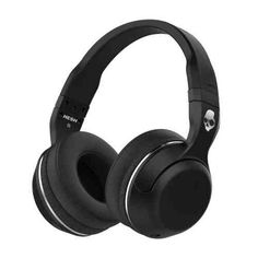 Buy Skullcandy Hesh 2 Bluetooth Wireless Over-Ear Headphones with Microphone, Supreme Sound and Powerful Bass, Rechargeable Battery, Soft Synthetic Leather Ear Cushions, Black Wireless Headphones With Mic, Skullcandy Headphones, Headphones With Microphone, Best Headphones, Headphone With Mic, Over Ear Headphones, Skull Headphones, Sports Headphones, Dibujo