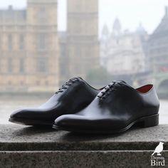 buy online 02b55 bd728 Benson Wholecut Oxford in Black