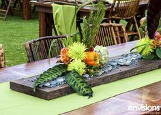 Green Goddess | Creative event production by Envisions Entertainment Hawaii | Maui, Hawaii