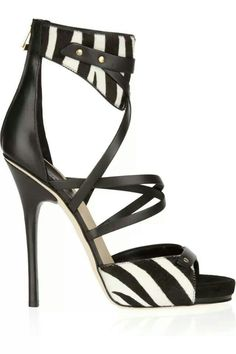Zebra #JimmyChoo