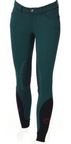 Super grip breeches in green #equestrianfashion #charleighscookies