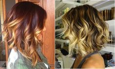 MARTUSIOWY KUFEREK.pl: Najlepsze fryzury dla cienkich włosów - fryzury krótkie (do ramion)