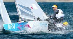 Robert Scheidt, Bruno Prada, regata, vela, olimpíadas, Brasil, Brazil, esporte, sport