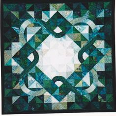 Hildegard of Bingen Quilt - Image only - on My Quilt Place at http://myquiltplace.com/photo/hildegard-of-bingen?context=latest
