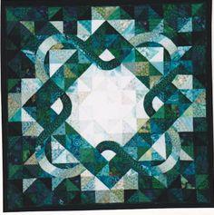 Hildegard of Bingen Quilt - Image only - on My Quilt Place at http://myquiltplace.com/photo/hildegard-of-bingen?context=latest