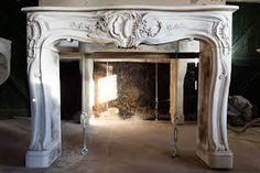 vintage fireplaces - Google Search