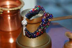 La Cesta dei lavori di Loredana - Bracciale colorato - Bracelet -