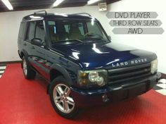 2003 Land Rover Discovery SE. This will be mine.