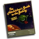 Douglas Adams: The Hitchhiker's Guide to the Galaxy, with all of the sequels  /unique/
