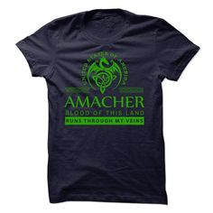 Cool AMACHER-the-awesome T-Shirts