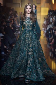 Défilé Elie Saab Automne-hiver 2015-2016 Haute couture -...