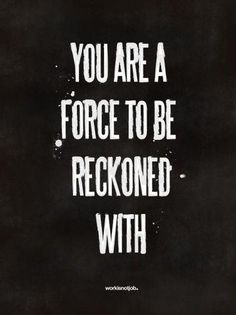 YOU are! Never forget it! #fittodo
