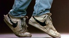 Nike shoes from Footloose movie Pina Bausch, West Side Story, Shy Boy, Dirty Dancing, Dancing Shoes, Footloose Movie, Footloose 2011, Jorge Martin, Genre Musical