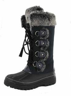 Khombu Arctic Navy winter boots