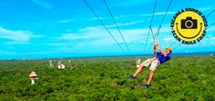The highest zip-lines in the Riviera Maya, ATVs, underground rivers, and more: the best things to do in Playa del Carmen are at Xplor! Cancun Activities, Stuff To Do, Things To Do, Riviera Maya, Mexico, Park, Life, Spaces, Winter