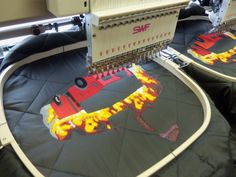 The Basics of Commercial Embroidery Machines and Supplies