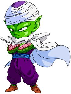 Chibi 244 45 Inspirational Piccolo Chibi by On Deviantart Dragon Ball Z Shirt, Dragon Ball Gt, Akira, Arte Assassins Creed, Madara Wallpaper, Dragon Z, Chibi Characters, Fictional Characters, Fan Art
