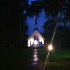 Lovely Lane Chapel, St. Simon Island