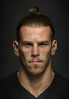 The ZBrush user gallery - showcasing the amazing artwork being shared by our ZBrushCentral community. Character Modeling, 3d Character, Character Design, Gareth Bale Wife, Gareth Bale Hairstyle, Zbrush Models, Cristiano Ronaldo Lionel Messi, Soccer Girl Problems, Manchester United Soccer