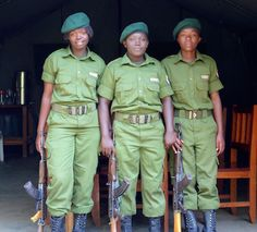 Of the 110 who completed ranger training, four of them were women.