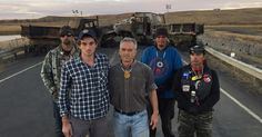 Robert F. Kennedy Jr. Joins Standing Rock Front Lines to Condemn Federal Protection of Criminal Corporation