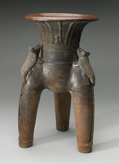 Costa Rica, Central America, c. 500 Ceramic