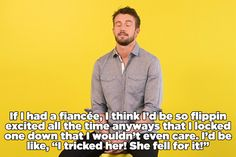 "iZombie Star Robert Buckley Plays A Hilarious Game Of ""Would You Rather"""