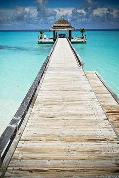 Maldives: Honeymoon destination #1.