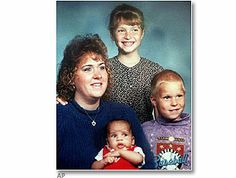 Deborah Evans was pregnant with ex-boyfriend Levern Ward's child when on Nov. 19, 1995, Ward broke into her home with his cousin & his cousin's boyfriend. The 3 stabbed & shot Evans before removing the fetus from her womb, allegedly to procure the baby for Ward's cousin. They also stabbed to death Evans' children Samantha, 10 & Joshua, 8. Ward's and Evans' son, Jordan, 17 months, survived, as did the newborn, Elijah, after being ripped from his mother's womb.