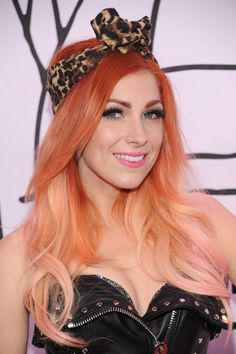 Singer Bonnie McKee attends the YouTube Music Awards 2013 on November 3, 2013 in New York City.