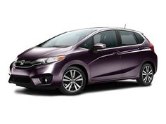 New 2016 Honda Fit. Super in love with this little hatch back!! This is soooo going to be my next vehicle!!