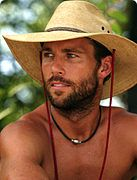 yeah!  Colby Donaldson from Survivor