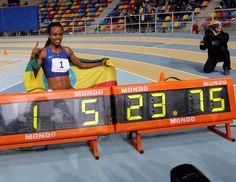 Nuevo récord del mundo para Genzebe Dibaba