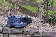 Hike around the British countryside with Jasper, the waterproof walking boots.