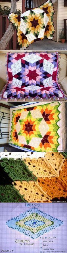 Needle. Blankets bedspreads...♥ Deniz ♥