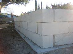 concrete bunker blocks help define your industrial spaces