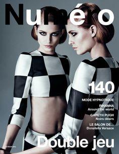 Numero February 2013 Cover (Numero)
