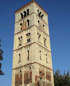 Campanile di Santo Stefano - Citta di Ivrea