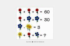 20+20+20=60 20+5+5=30 5-2*1=3 1+20+4(TERTIKNER@ 4 EN)=25