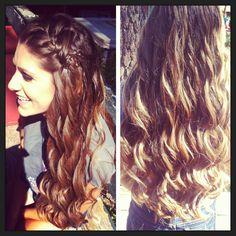 Long long hair do