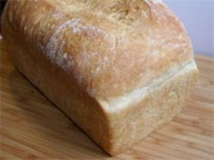 Bread Baking: The Simplest White Bread Ever