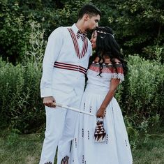 Traditional day Sunday Habeshabrides Shoutout ❤️❤️❤️ Congratulations to Habeshabride Ann who married her forever and always ❤️❤️❤️ ・・・ Ann & Matt's Melse Formals! Ethiopian Wedding Dress, Ethiopian Dress, Habesha Kemis, Wedding Of The Year, Look At You, Wedding Portraits, Shout Out, Kaftan, Big Day