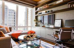 100 лучших идей по дизайну интерьера однокомнатной квартиры на фото