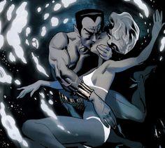 Emma Frost & Namor